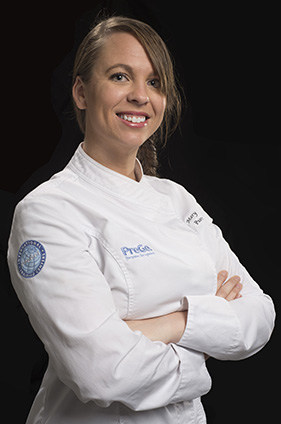 Mary Bonsall, Assistant Pastry Chef, PreGel America, will be teaching both classic and unique ways of utilizing PreGel's diverse line of specialty dessert ingredient solutions at the International Training Centers - Chicago.