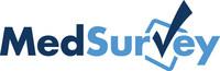 The new MedSurvey logo
