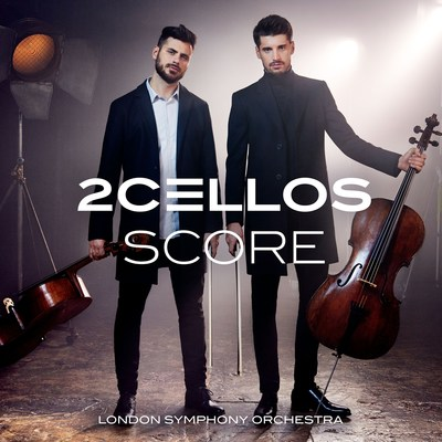 2CELLOS - New album SCORE out March 17th