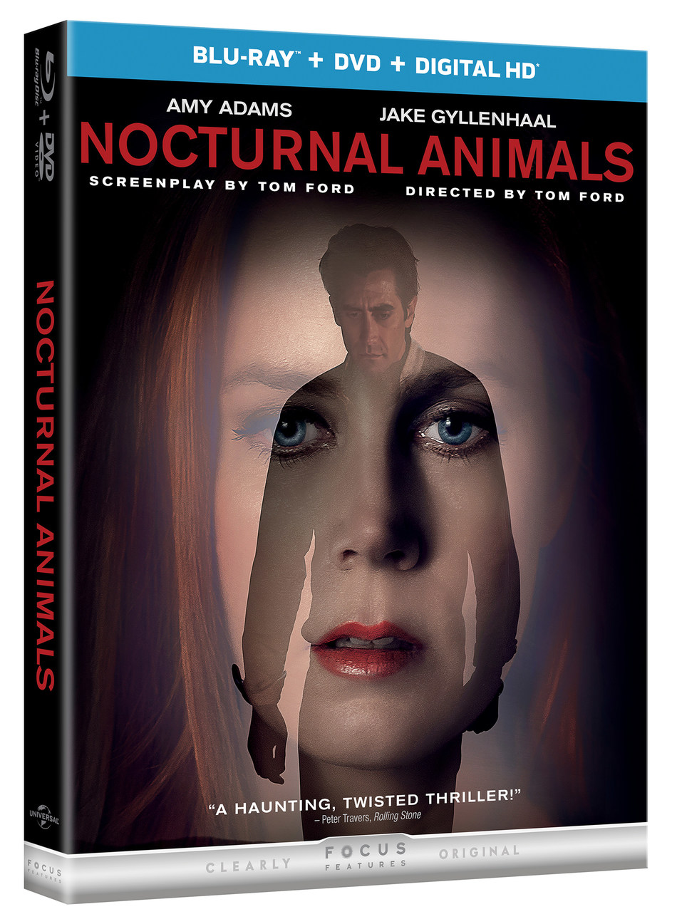 From Universal Pictures Home Entertainment: Nocturnal Animals
