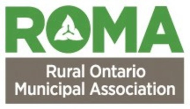 Rural Ontario Municipal Association (CNW Group/Association of Municipalities of Ontario)