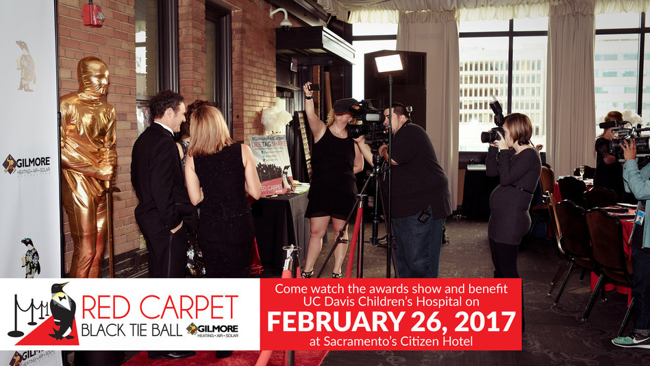 Gilmore Heating, Air, Solar to host second Hollywood awards viewing party on Sunday, February 26, 2017 at Sacramento's Citizen Hotel