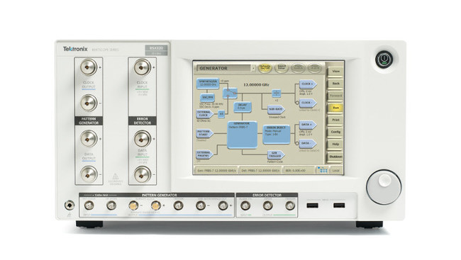 The new Tektronix BSX series BERTScope not only helps characterize the receiver in Gen3 and Gen4 devices - it enables users to shorten the time needed to debug link training and bit error rate issues.