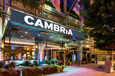 Choice Hotels' Cambria hotels & suites