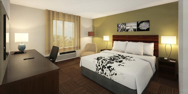 Choice Hotels' Sleep Inn prototype design
