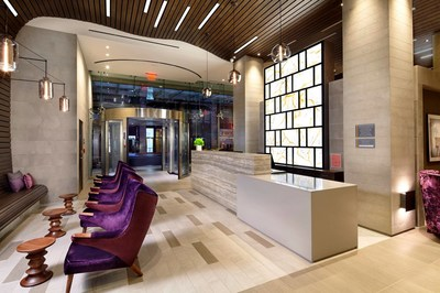 Choice Hotels' Cambria hotels & suites Times Square location.