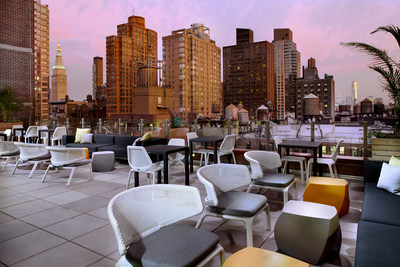 Choice Hotels' Cambria hotels & suites location in the Chelsea neighborhood in New York City.