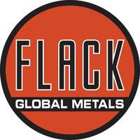 Flack Global Metals Logo (PRNewsfoto/Flack Global Metals)