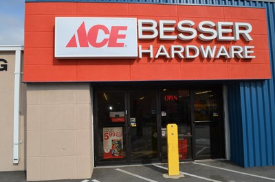 """""""Because of the market-leading partnership Epicor has with Ace Hardware, in addition to powerful software functionality, we have no doubt that our business will be strengthened and more successful going forward,"""" said Steve Modi, owner, Besser Ace Hardware."""