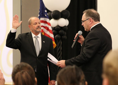 Rick Smith Installed as President of Santa Clara County Association of REALTORS'