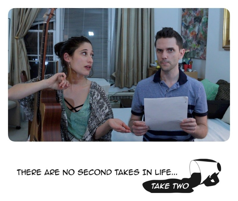 Comedy Web Series 'There Are No Second Takes in Life...Take 2' premieres Jan 24, 2017