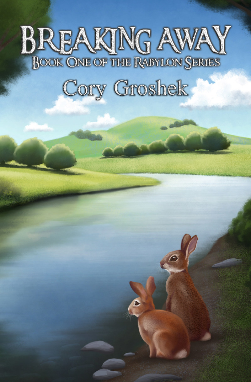 """Breaking Away: Book One of the Rabylon Series"" (ISBN: 978-1946029003), the debut fiction novel from Cory Groshek"