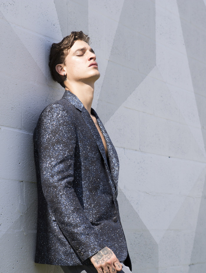 HIROMI ASAI Men's Collection, All Made by Kimono Textiles, Debuts in New York