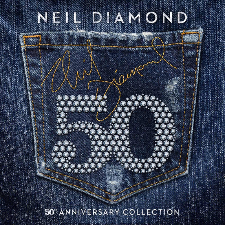 Neil Diamond Forever In Bluejeans Album