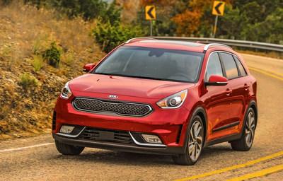 Kia Motors America Announces 2017 Niro Pricing