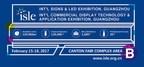 International Signs and LED Exhibition (ISLE) 2017 presenteert trendy onderwerpen uit de LED- en reclame-industrie