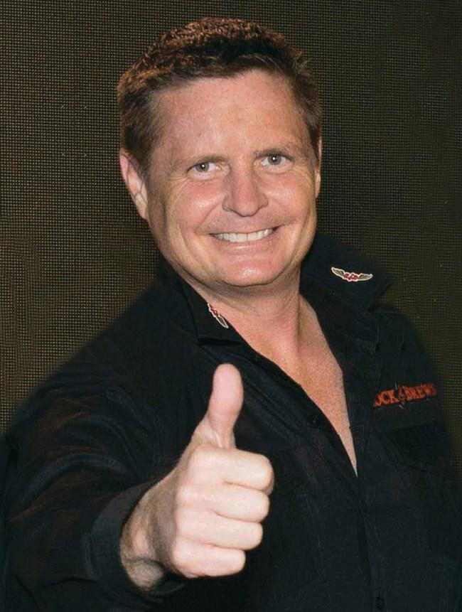 "Michael ""Sully"" Sullivan, President & CEO of Rock & Brews Restaurants"