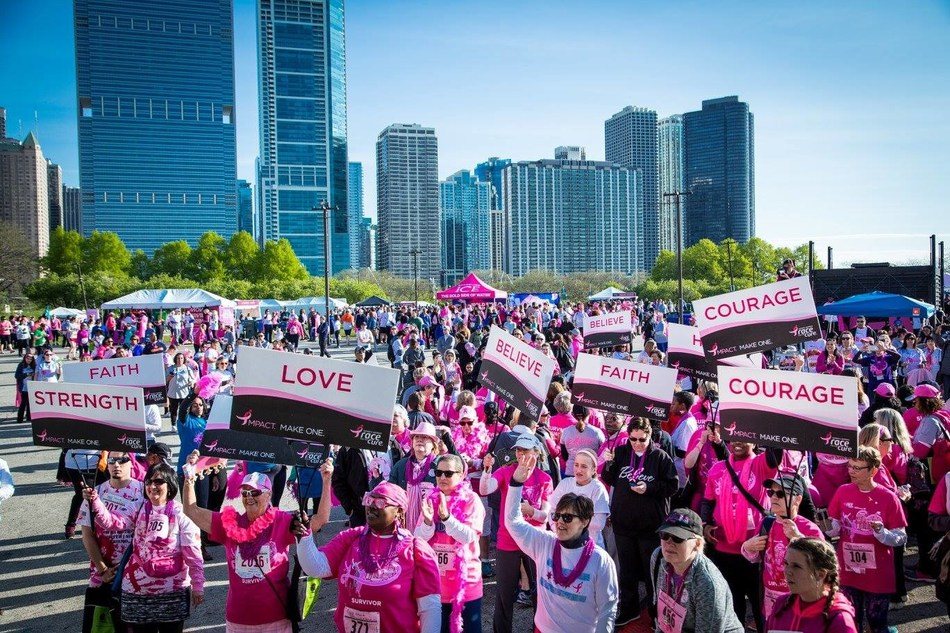Komen Chicagoland will celebrate the 20th anniversary of the Race for the Cure on May 14th at a new location, Montrose Harbor. Help reduce breast cancer deaths in Chicagoland by registering for the 5K Fun Run/Walk at www.komenchicago.org and committing to raise $180, the average cost of a mammogram.