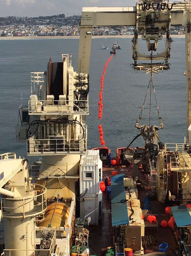 SEA-US Cable System Secures FCC License