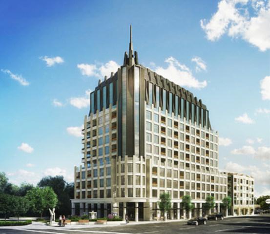 Sam Mizrahi - 1451 Wellington West - Ottawa condominiums (CNW Group/Money.ca)
