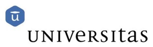 Logo: Universitas (Groupe CNW/Gestion Universitas inc.)