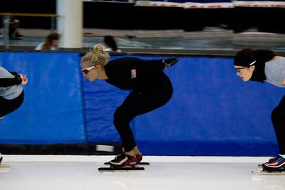 Mia Manganello - KT Tape athlete ambassador and member US Speedskating team