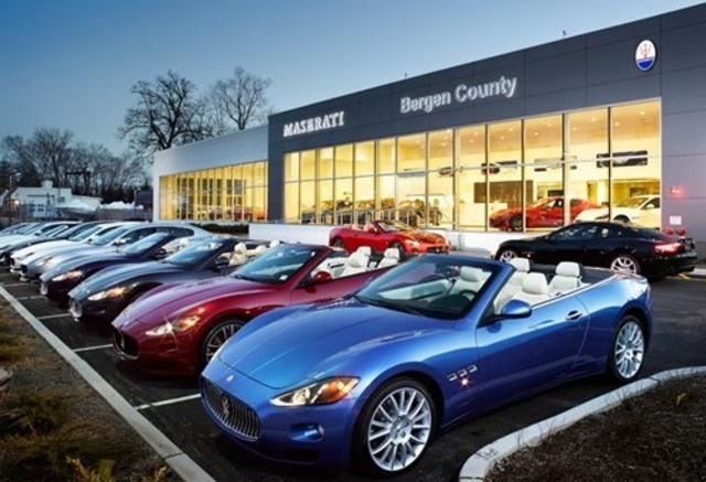 alfa romeo dealership opens in morris county. Black Bedroom Furniture Sets. Home Design Ideas