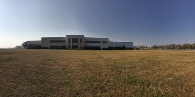 Le Groupe Biscuits Leclerc inc. fait l'acquisition d'une deuxième usine à Kingsport au Tennessee (Groupe CNW/Groupe Biscuits Leclerc)