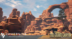 Immersive Entertainment, Inc. Sets High Bar for Environmental Realism in Virtual Reality with Launch of the Grand Canyon VR Experience