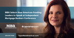 MBA Selects New American Funding Leaders to Speak at Independent Mortgage Bankers Conference