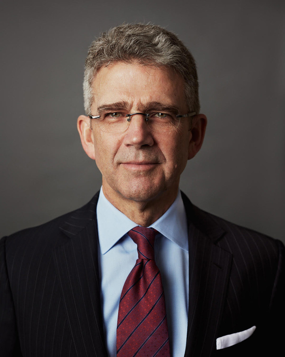 J. Allen Smith, President and CEO, Four Seasons Hotels and Resorts (PRNewsFoto/Four Seasons Hotels and Resorts)