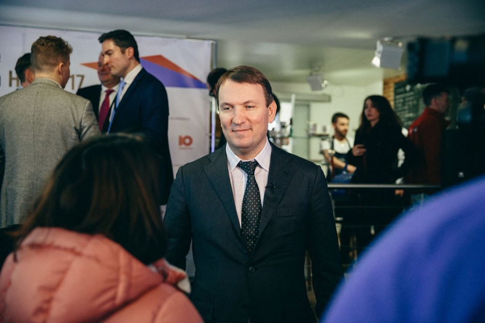 Dmitry Kostygin, Chairman of the board of directors, Ulmart (PRNewsFoto/Ulmart)