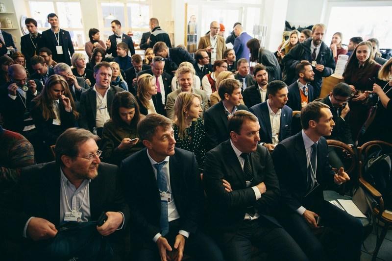 Business session in RH2017 (PRNewsFoto/Ulmart)