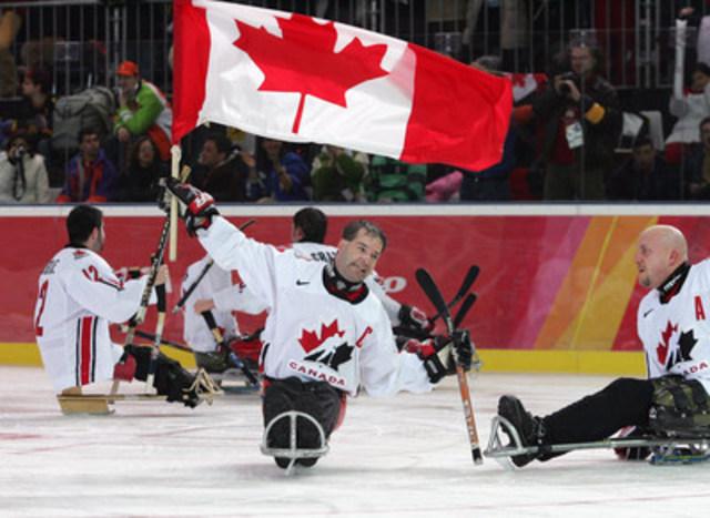 Le quintuple paralympien en para-hockey sur glace (anciennement appelé le hockey sur luge) Todd Nicholson, de Dunrobin, en Ontario, a été nommé chef de mission d'Équipe Canada pour les Jeux paralympiques d'hiver de 2018 à PyeongChang, en Corée du Sud. Photo: Comité paralympique canadien (Groupe CNW/Comité paralympique canadien (CPC))
