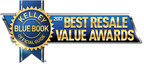 Kelley Blue Book Announces 2017 Best Resale Value Award Winners