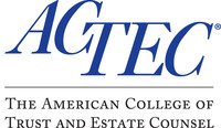 American College of Trust and Estate Counsel logo. (PRNewsFoto/American College of Trust and Estate Counsel) (PRNewsFoto/)