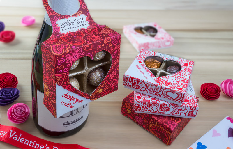 Champagne Truffle and Smile Collections