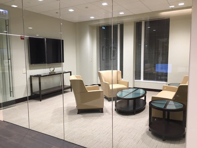 The Siegfried Group, LLP opened a new, modern office in Chicago at 161 North Clark Street.