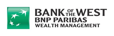 Bank of the West Wealth Management logo. (PRNewsFoto/Bank of the West)