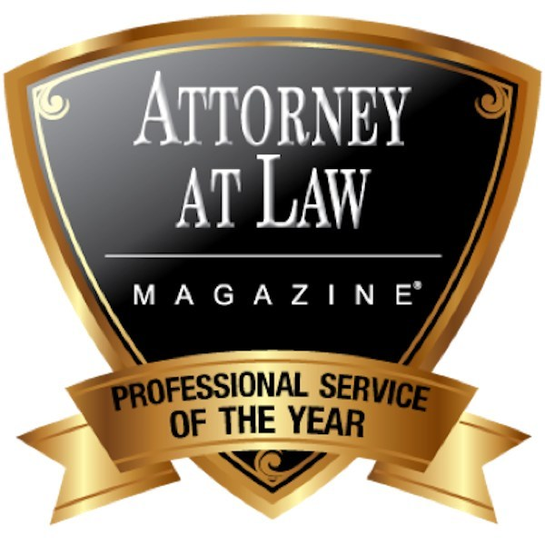 "ABI wins Attorney at Law Magazine: The Los Angeles Edition's ""Professional Service of the Year"" Award."