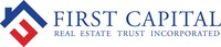 First Capital Real Estate Trust Incorporated (PRNewsFoto/First Capital Real Estate...) (PRNewsFoto/First Capital Real Estate___)