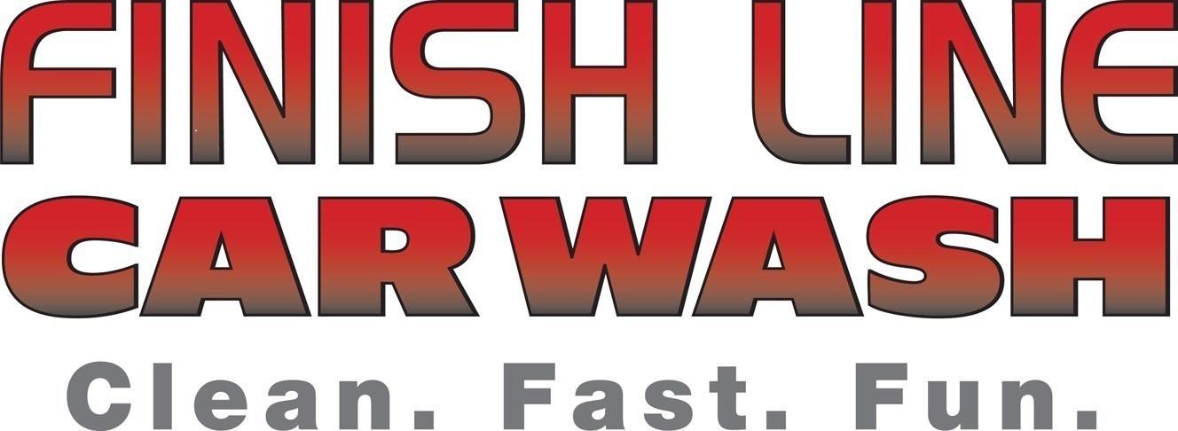Finish line car wash celebrates grand opening of for Express wash roma