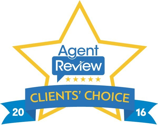 Agent Review Clients' Choice Award