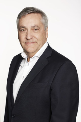 Jean Champagne, President and CEO at XMedius (CNW Group/Les Solutions XMedius Inc.)