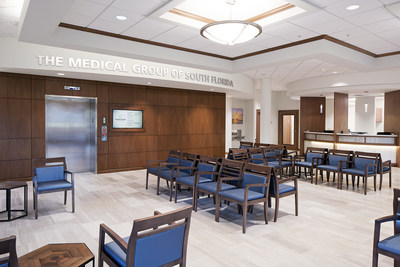 Medical Group of South Florida Waiting Room