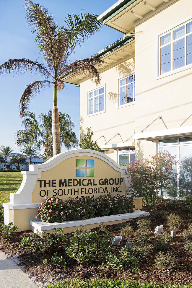 The Medical Group Of South Florida Celebrates Move To New Facility