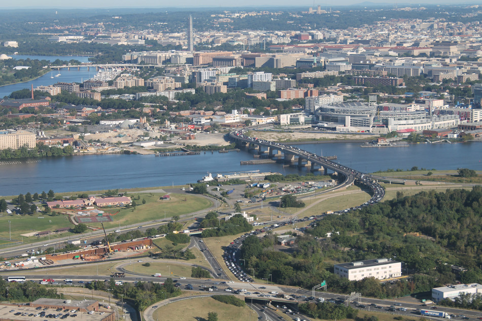 The District Department of Transportation selected CH2M as their program management consultant of the Anacostia Waterfront Initiative.