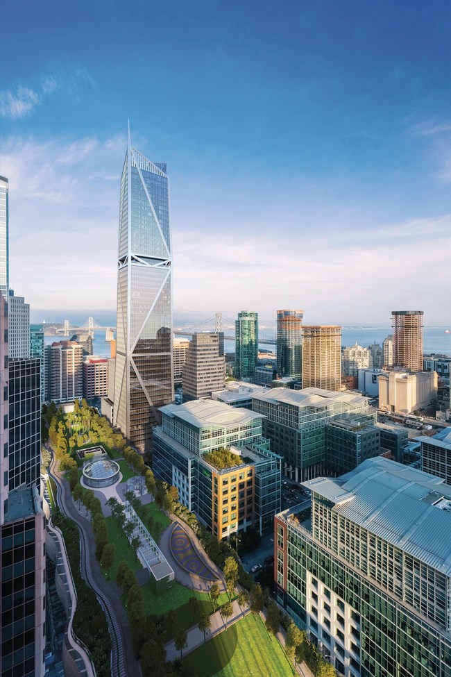 The Mark Company was selected to handle sales and marketing for San Francisco's most remarkable new development, 181 Fremont Residences in the city's vibrant South of Market neighborhood.
