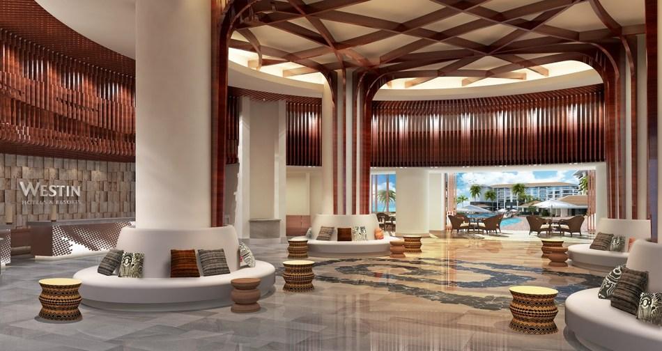 The Westin Nanea Ocean Villas in Maui, Hawai'i to open April 2017, ahead of schedule.