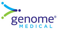 Genome Medical logo (PRNewsFoto/Genome Medical, Inc.)